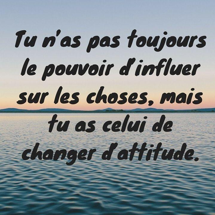 Pour Changer De Vie Il Suffit Parfois D Une Citation Le