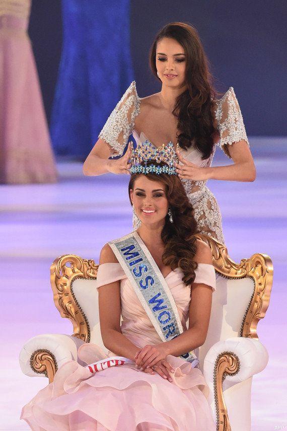 PHOTOS. Miss Afrique du Sud couronnée Miss Monde