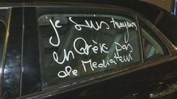 Nouvelle journée de grève des taxis, la circulation encore