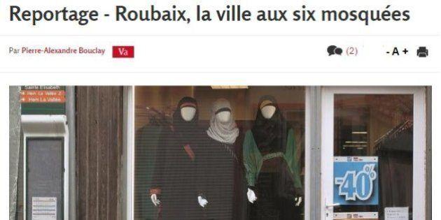Valeurs Actuelles à Roubaix: polémique après un reportage sur la ville
