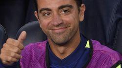 Xavi Hernandez confirme son départ du FC Barcelone pour le