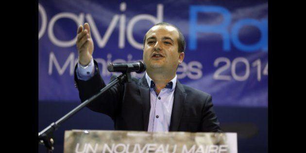Résultats municipales 2014: à Fréjus, le FN arrive largement en tête au premier