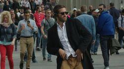 Jake Gyllenhaal se lâche en dansant dans le film