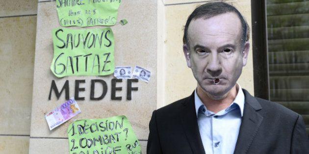 PSA, loi Travail: le Medef rappelle qu'il n'est pas le syndicat des chefs d'entreprise, mais celui des...