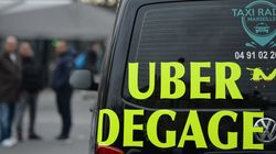 Uber France condamné à verser 1,2 million d'euros à une organisation de