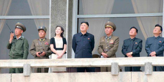 Corée du Nord : une pluie de petites culottes sur Pyongyang