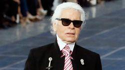 Karl Lagerfeld de retour à