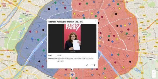 Résultats municipales 2014: à Paris, les 5 enseignements du premier tour