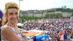 Frigide Barjot conseille à Christiane Taubira d'être candidate en
