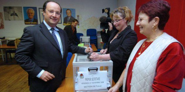 Parti socialiste: François Hollande n'a plus sa carte et ne votera donc pas au congrès... comme en