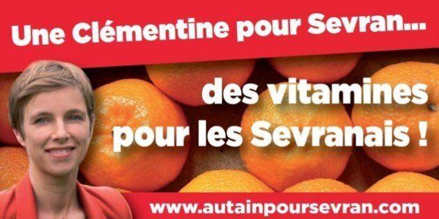 Municipales: le tract insolite de Clémentine Autain à