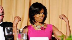 10 photos insolites de Michelle Obama pour ses 50