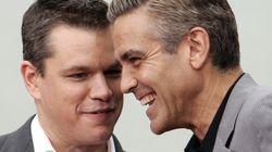 Pourquoi George Clooney rétrécissait les pantalons de Matt