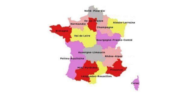 Fusion de régions et de départements : la réforme territoriale ne rapportera rien (dans le meilleur des
