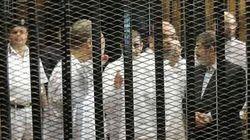 Egypte: 529 pro-Morsi condamnés à