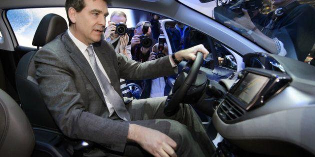 Patrimoine: dans quelles voitures roulent nos ministres et nos