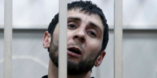 Meurtre de Boris Nemtsov: ce que l'on sait de Zaour Dadaïev et des autres