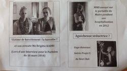 L'étrange tract pro-Raoult diffusé avant le premier