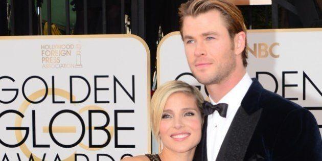 Chris Hemsworth et Elsa Pataky attendent des