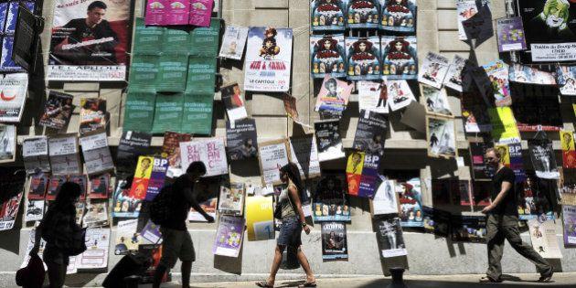 Résultats municipales 2014: à Avignon, si le FN l'emporte, le festival de théâtre quittera la