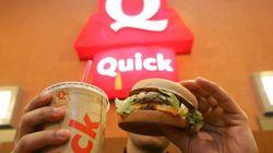 Le fast-food encore plus