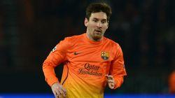 Messi ne supportait plus son