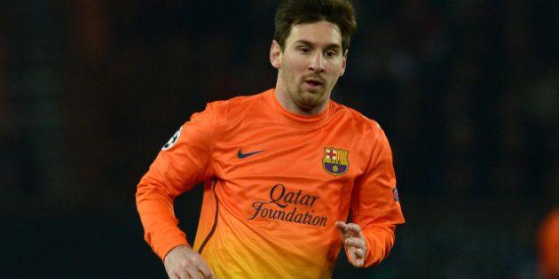 Lionel Messi dort 12 heures par nuit et a viré son