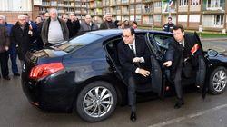 Hollande veut donner un nouvel élan aux quartiers