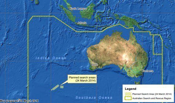 Vol MH370 : des débris ne permettraient pas de retrouver rapidement le
