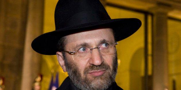Le Grand rabbin de France avoue ne pas avoir son agrégation de philosophie mais exclut de