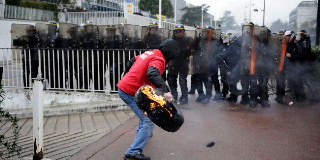 Goodyear: 6 mois avec sursis pour violences contre des policiers pour 3