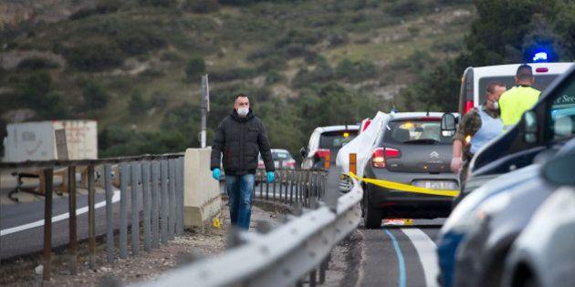 Tirs contre une voiture sur l'A7 près de Lançon-de-Provence: un mort et un blessé