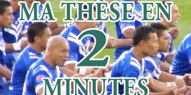 VIDÉO. Joue-t-on différemment au rugby en fonction de notre culture? (Ma thèse en deux