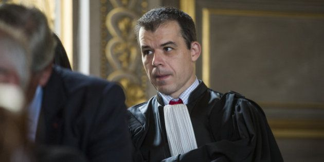 Procès d'Outreau: Fabrice Burgaud, ancien juge d'instruction de l'affaire, vacille mais ne regrette