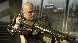 Matt Damon rasé dans un