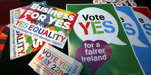 Mariage gay en Irlande: pourquoi le pays est le premier à être passé par un