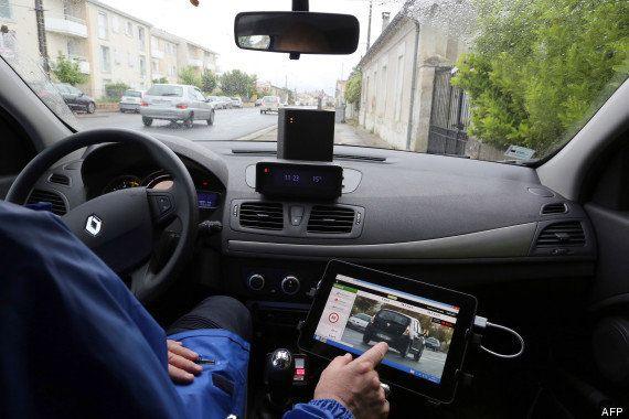 20 radars mobiles de contrôle de la vitesse des véhicules croisés mis en service lundi 21