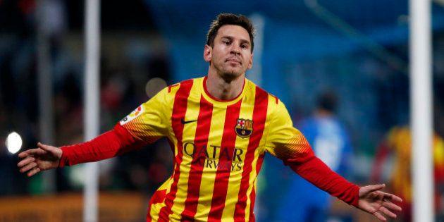 VIDÉO. Le but de Messi face à