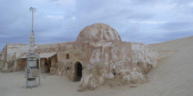 PHOTOS. Star Wars: #SaveMosEspa, une campagne internationale pour sauver les décors de Tatooine en