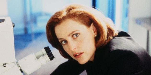Scully de X-Files se lance dans l'écriture de romans de