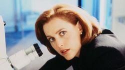Scully prépare une série de romans de