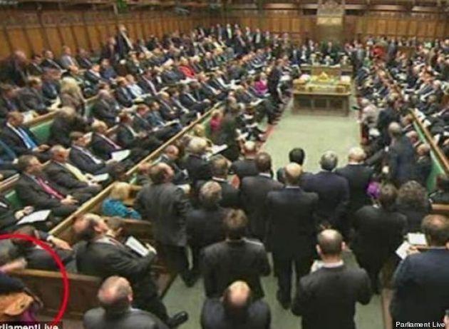 On ne laisse pas une ministre britannique enceinte s'asseoir de peur de paraître
