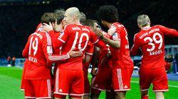 Oui, nous sommes en mars et le Bayern est déjà