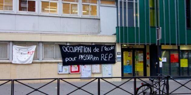 Education prioritaire: une école parisienne symbole des enjeux de la réforme de Najat
