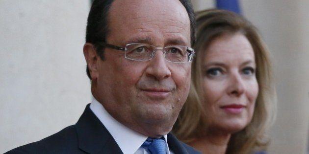 Hollande a rendu visite à Trierweiler pour la première fois depuis les révélations de
