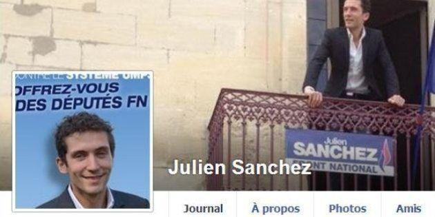 Facebook: un élu FN condamné pour des propos écrits par des tiers, une