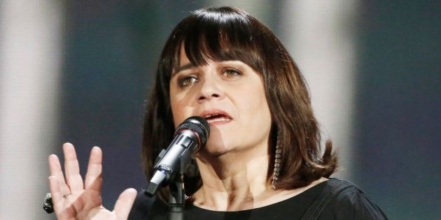 Après sa défaite à l'Eurovision 2015, Lisa Angell a