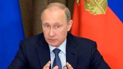Vladimir Poutine interdit les ONG