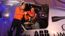 Solar Impulse 2 a bouclé sa première étape sans