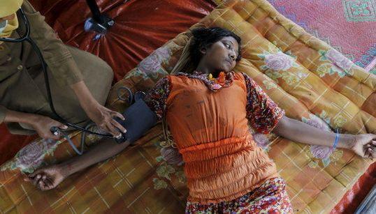 Les Rohingyas, minorité prête à tout risquer pour fuir la